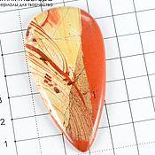 Яшма кабошон Африка натуральный камень