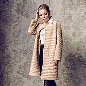 """Одежда ручной работы. Ярмарка Мастеров - ручная работа Пальто валяное """"Дюны"""". Handmade."""