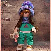 Куклы и игрушки ручной работы. Ярмарка Мастеров - ручная работа Малышка Настенька. Handmade.