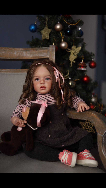 Кукла реборн Самира 19, Дмитриевой Ирины, Куклы Reborn, Челябинск,  Фото №1