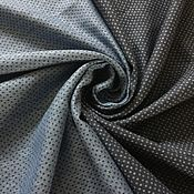 Материалы для творчества handmade. Livemaster - original item Linen jacquard suit double-sided