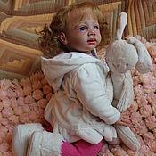 Куклы и игрушки ручной работы. Ярмарка Мастеров - ручная работа Кукла реборн Сонечка(Автор Бушуева Александра). Handmade.