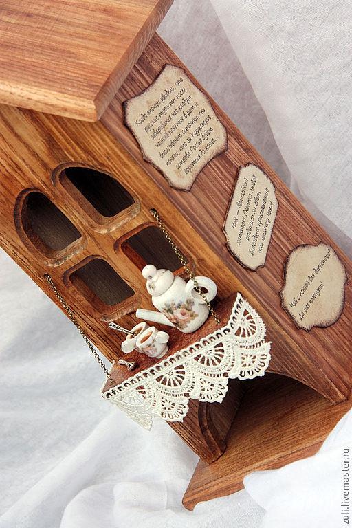 """Кухня ручной работы. Ярмарка Мастеров - ручная работа. Купить Чайный домик """"Лесная сторожка"""". Handmade. Чайный домик"""