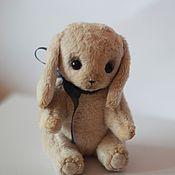 Куклы и игрушки ручной работы. Ярмарка Мастеров - ручная работа Тедди Зайка Молли.. Handmade.