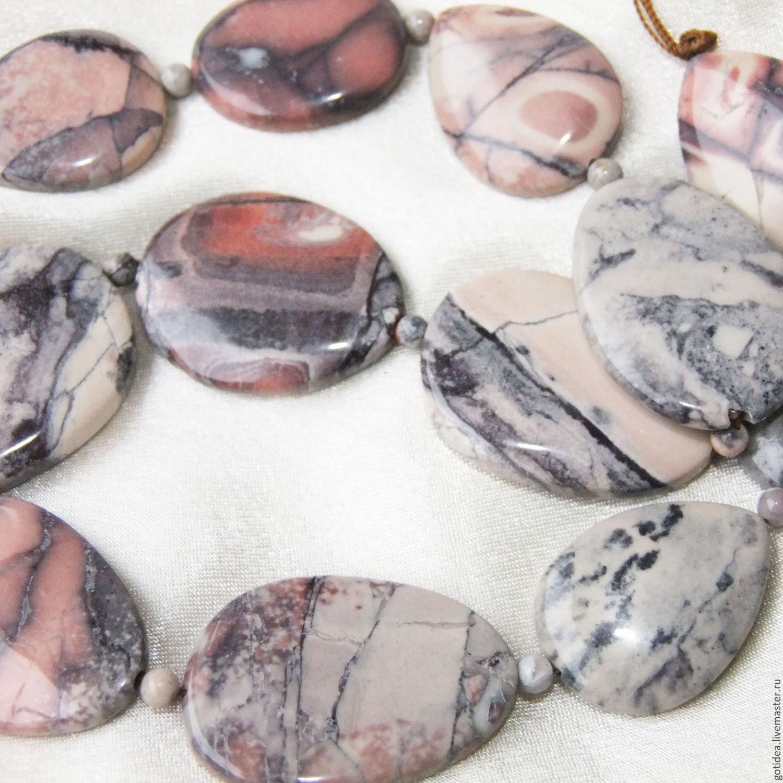 Камень яшма натуральная