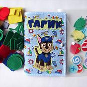 Куклы и игрушки ручной работы. Ярмарка Мастеров - ручная работа Форма и Счёт. Handmade.