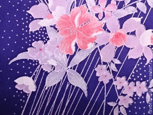 Шитье ручной работы. Ярмарка Мастеров - ручная работа. Купить Шёлк натуральный (Япония) +. Handmade. Комбинированный, брюки