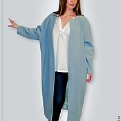 Одежда handmade. Livemaster - original item cocoon coat