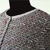 """Одежда ручной работы. Ярмарка Мастеров - ручная работа Пиджак в стиле """"Шанель"""". Handmade."""