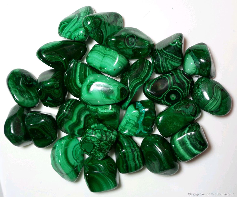 Malachite (galtovka, 30 grams) Kolwezi district, Katanga, AR Congo, Minerals, St. Petersburg,  Фото №1