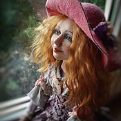 Куклы и пупсы ручной работы. Ярмарка Мастеров - ручная работа Кукла Цветочница. Handmade.