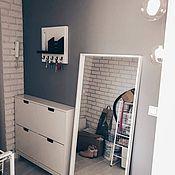 Для дома и интерьера handmade. Livemaster - original item Housekeeper: Key holder for the hallway wall. Handmade.