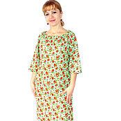 Одежда handmade. Livemaster - original item Tunic dress from the staple