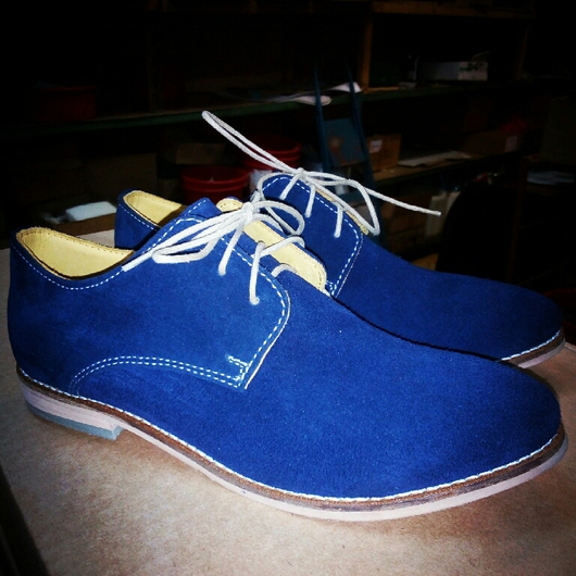 Обувь ручной работы. Ярмарка Мастеров - ручная работа. Купить Туфли женские замшевые. Handmade. Туфли женские, простота, пошив