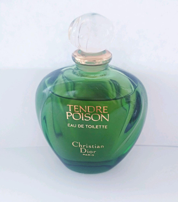 Винтаж: Tendre Poison Christian Dior, edt, 50 ml, флакон сплеш, без коробки!!!, Предметы интерьера винтажные, Арамиль,  Фото №1