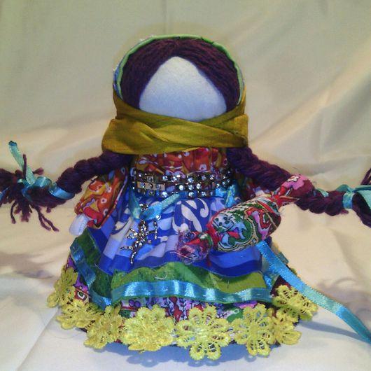 Народные куклы ручной работы. Ярмарка Мастеров - ручная работа. Купить Куклы обереги ,народные куклы. Handmade. ленты декоративные