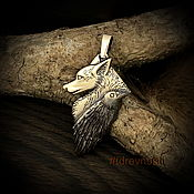 Русский стиль handmade. Livemaster - original item Slavic charm the Fox and the crow. Handmade.