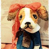 Куклы и игрушки ручной работы. Ярмарка Мастеров - ручная работа ONLY KINGS dog 456. Handmade.