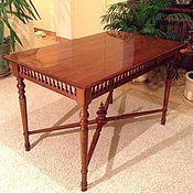 Для дома и интерьера handmade. Livemaster - original item DINING TABLE IN THE STYLE OF PROVENCE. Handmade.