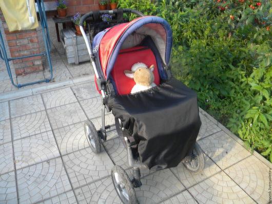 Накидка на прогулочную коляску купить