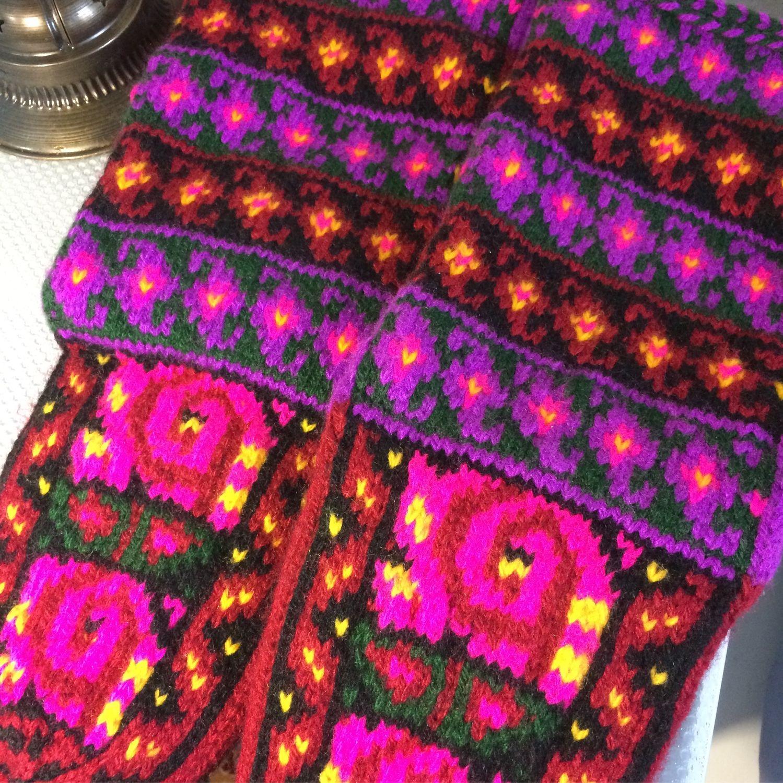Носки(джурабы) вязаные вручную, Носки, Москва,  Фото №1