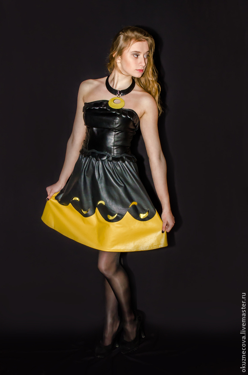 юбка, кожаная юбка, юбка из кожи, юбка на каждый день, модная юбка, стильная юбка, юбка для женщины, Пышная юбка, юбка на заказ.