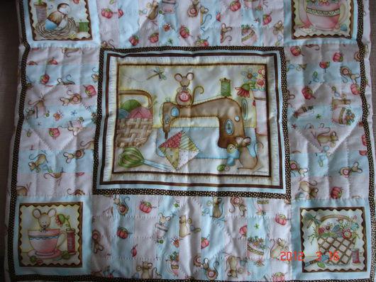 Пледы и одеяла ручной работы. Ярмарка Мастеров - ручная работа. Купить Одеяло трансформер (Конверт на выписку). Handmade. Брусничный