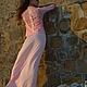 Кофты и свитера ручной работы. Кофта шитая из шифона Розовые кружева с золотом. Дом Мод - Аксинии Гладковой. Ярмарка Мастеров.