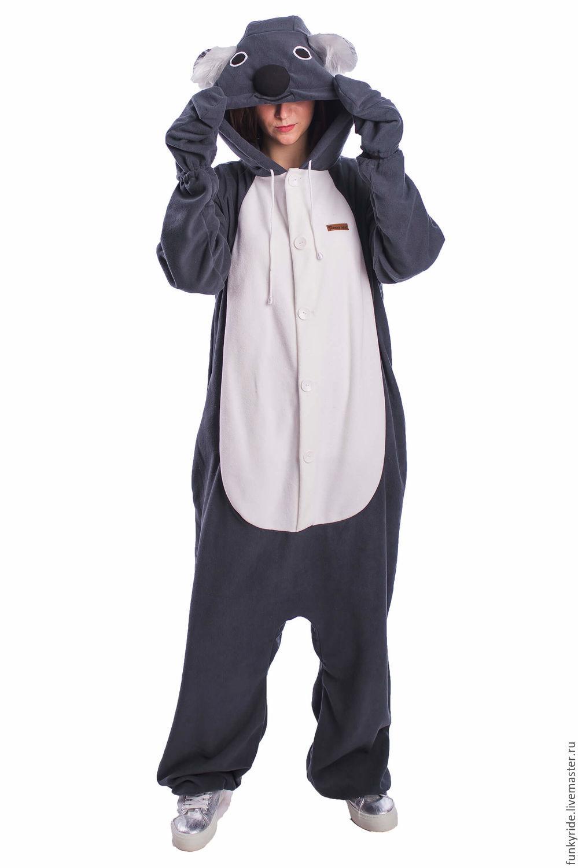 Anime handmade. Livemaster - handmade. Buy Costume kigurumi Koala KIGU  KOALA. a97f47715458c