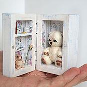 Куклы и игрушки ручной работы. Ярмарка Мастеров - ручная работа Малышка Ева с приданным. Handmade.