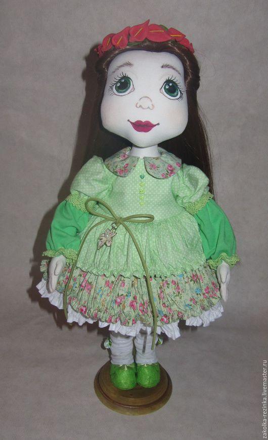 Куклы тыквоголовки ручной работы. Ярмарка Мастеров - ручная работа. Купить Анжелика. Handmade. Мятный, куклы и игрушки, ботиночки для куклы