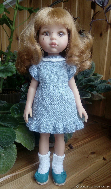 Платье для куклы Паола Рейна, Одежда для кукол, Оренбург,  Фото №1
