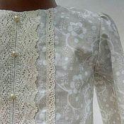 """Одежда ручной работы. Ярмарка Мастеров - ручная работа Платье для девочки """"Нежность"""". Handmade."""