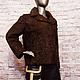 Верхняя одежда ручной работы. Ярмарка Мастеров - ручная работа. Купить Жакет из каракуля swakara. Handmade. Мех, женская одежда