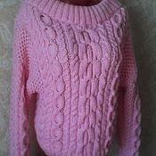 Одежда ручной работы. Ярмарка Мастеров - ручная работа свитер рубан. Handmade.