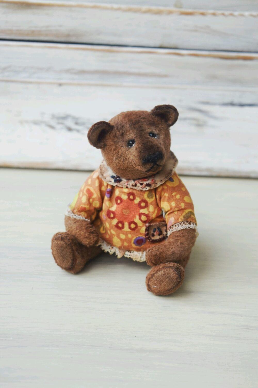Мишка тедди Устинья, Мишки Тедди, Нижний Новгород,  Фото №1