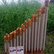 Музыкальные инструменты handmade. Livemaster - original item Kaluka - Overtone flute in C, D, G keys. Handmade.