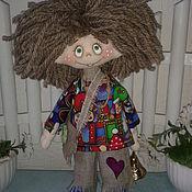 Куклы и игрушки ручной работы. Ярмарка Мастеров - ручная работа домовички. Handmade.