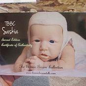 Куклы и игрушки ручной работы. Ярмарка Мастеров - ручная работа Молд Saskia от Bonnie Brown.. Handmade.