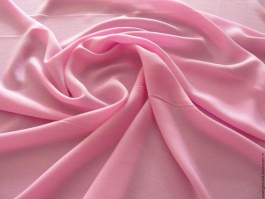 Шитье ручной работы. Ярмарка Мастеров - ручная работа. Купить Скидка15% Итальянская ткань плательно-блузочная розового цвета1м 580р. Handmade.