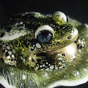 Украшения handmade. Livemaster - original item Ring with pearls