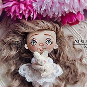 """Куклы и игрушки ручной работы. Ярмарка Мастеров - ручная работа Авторская кукла """"Роза нежности"""". Handmade."""