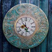 """Для дома и интерьера ручной работы. Ярмарка Мастеров - ручная работа Большие часы """"Версаль"""". Handmade."""