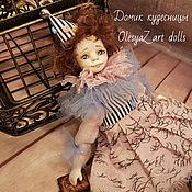 Куклы и пупсы ручной работы. Ярмарка Мастеров - ручная работа Авторская куколка Тутси. Handmade.