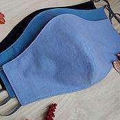 Аксессуары handmade. Livemaster - original item Reusable masks. Handmade.