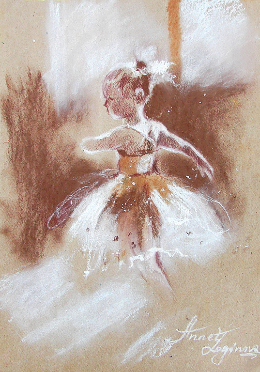 Little ballerina, Pictures, Moscow,  Фото №1