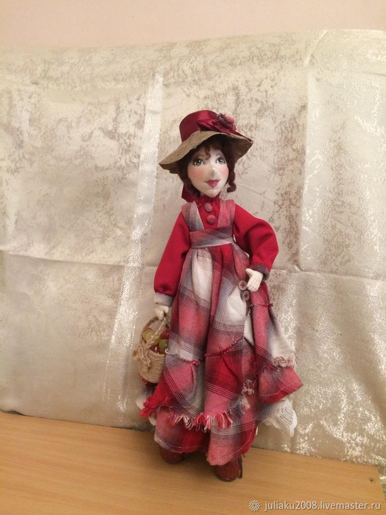 Тектильная кукла, Куклы, Ростов-на-Дону, Фото №1