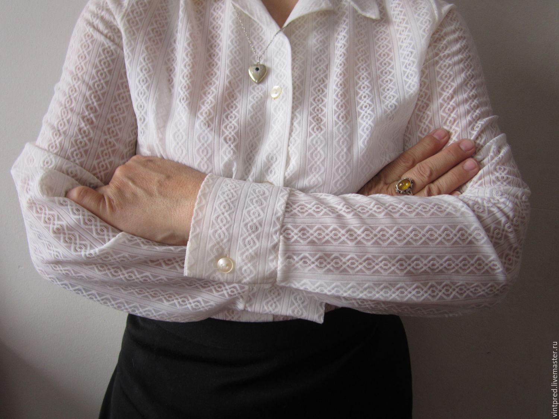 Блузки винтажные купить