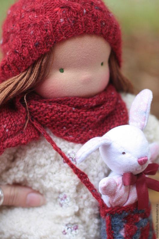 Вальдорфская кукла Рита 35 см. Julia Solarrain (SolarDolls) Ярмарка Мастеров