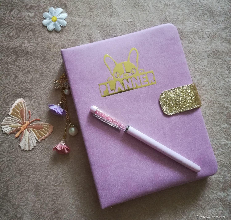 Планер, блокнот, ежедневник, Ежедневники, Шатура, Фото №1